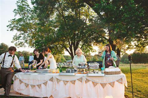 having a wedding in your backyard rachel and chases rustic backyard alabama wedding having
