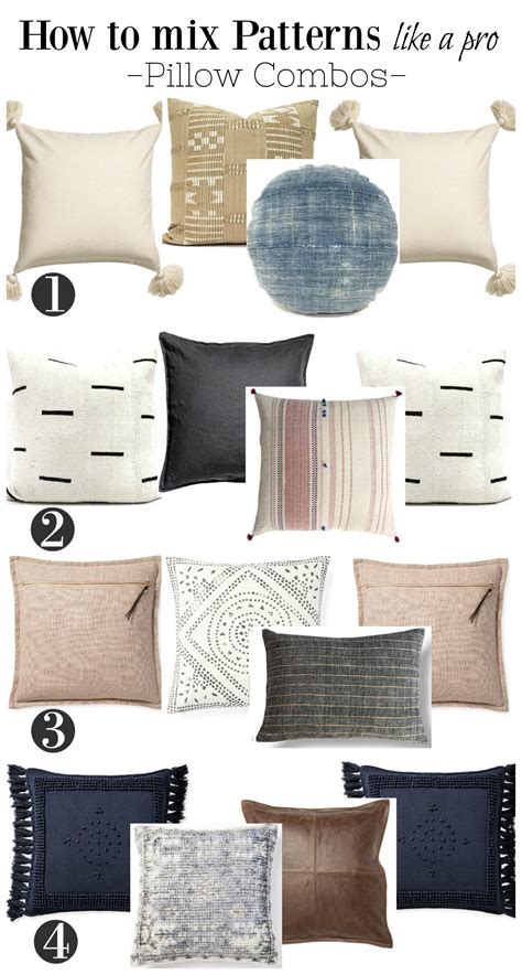 how to mix patterns how to mix color and patterns with pillows the pillow