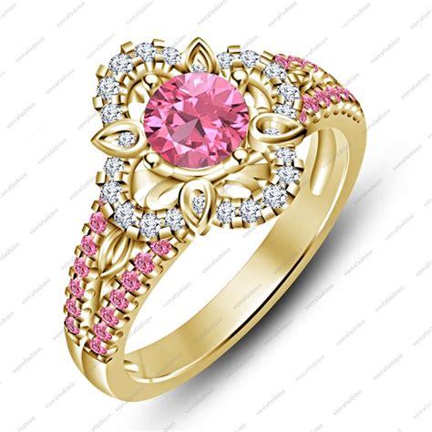 14k gold 925 silver disney princess multicolored