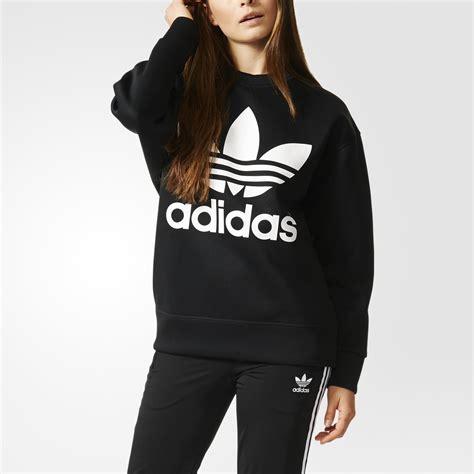 adidas s hyke crew sweatshirt black adidas canada
