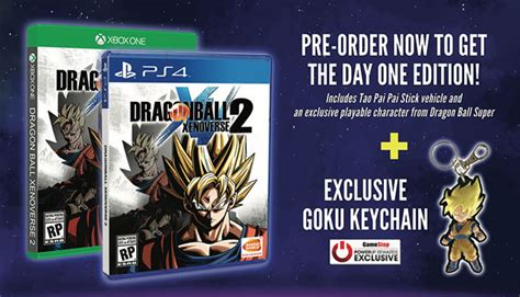Ps4 2 Xenoverse New xenoverse 2 day one edition for playstation 4