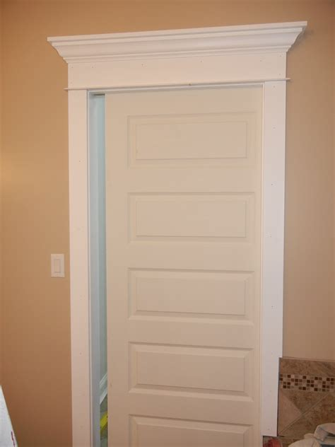Wardrobe Door Mouldings by Oak Plantation Master Closet Pocket Door