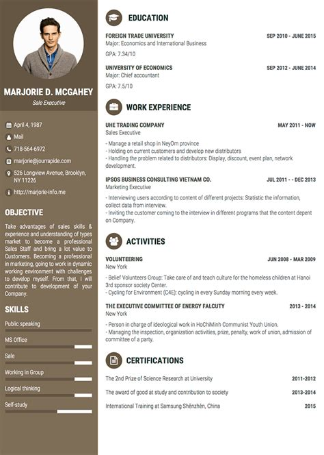 how to write a impressive resume 28 images free resume
