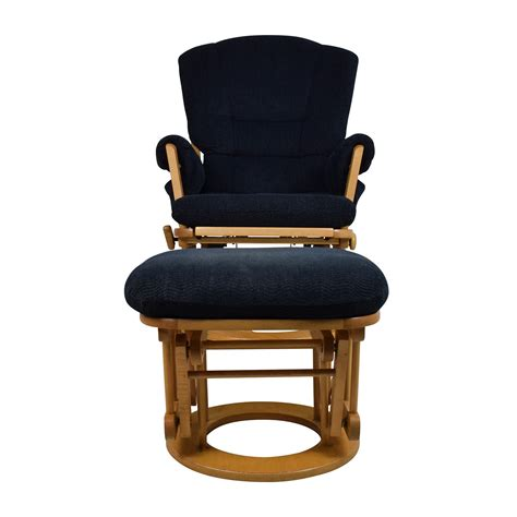 navy blue glider and ottoman dutalier glider coupon code