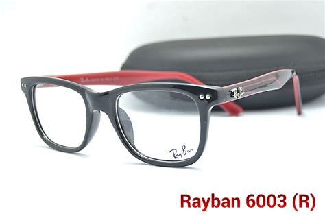 Frame Kacamata Casual 2069 Baca Min Minus jual frame kacamata rayban 6003 casual pria wanita baca minus eyewear mang jajang store