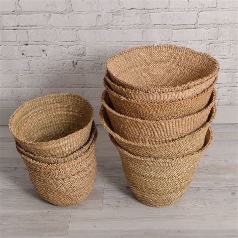 Handmade Basket - handmade baskets by it want it buy it