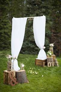 country wedding decor say i do to these fab 51 rustic wedding decorations