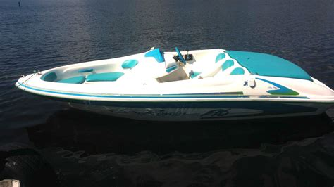 sea ray f16 jet boat for sale sea rayder f16 1996 for sale for 3 496 boats from usa