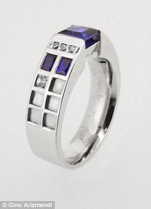doctor who engagement ring doctorwho
