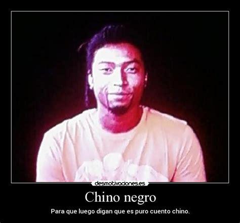 Meme Chino - like a boss chino negro