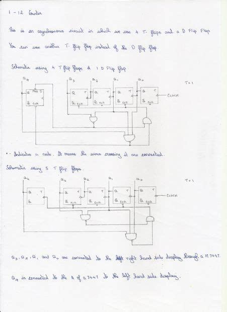 Digital Clock Circuit Diagram Using Counters circuit diagram of digital clock using counters