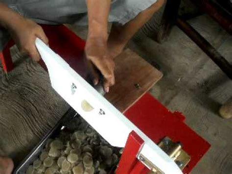 Alat Pemotong Keripik Ubi Manual pemotong kerupuk keripik