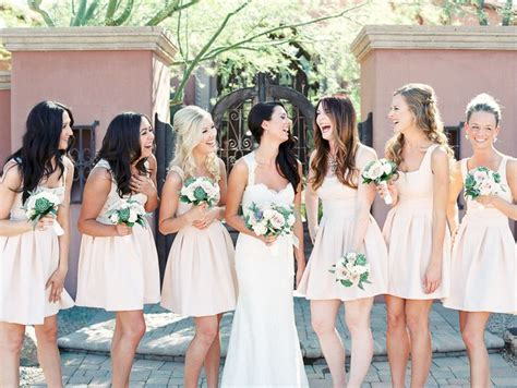 7 Dresses To Laugh At by Modern Real Wedding In Scottsdale It Weddings