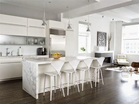 desain dapur warna putih pesona keindahan dapur dengan dominasi warna putih