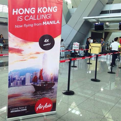 airasia hong kong airasia philippines now flies to hong kong