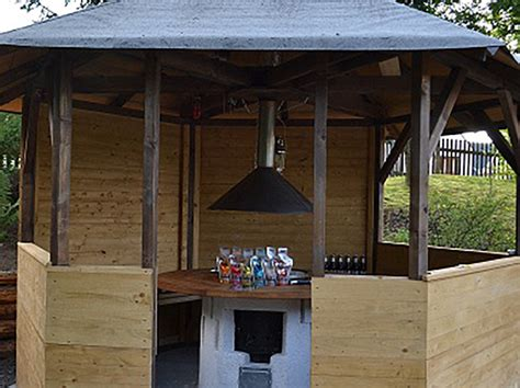 grillpavillon selber bauen grillpavillon selber bauen - Grillpavillon Selber Bauen