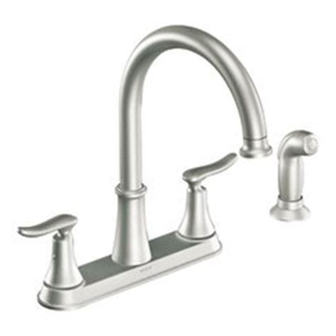 Moen Solidad Kitchen Faucet by Moen Ca87015csl Solidad Kitchen Faucet Stainless Touch