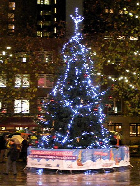 emma christmas tree 2217 interhealth and metro safety win waterloo quarter team