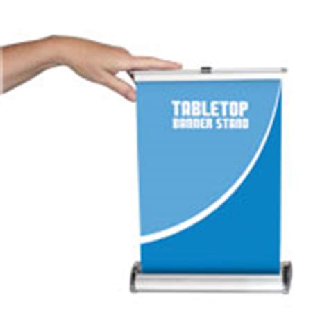 table top signs tabletop displays epic displays
