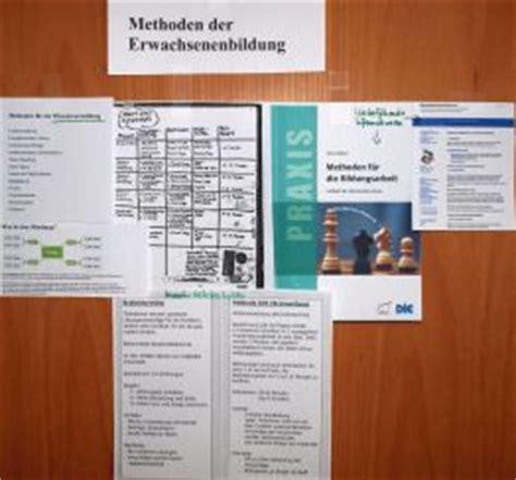 wandzeitung mikro didaktik seminarplanung