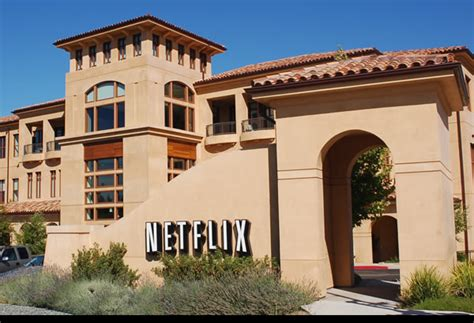 Netflix Corporate Office by Netflix Kier Wright Civil Engineers Surveyors Inc
