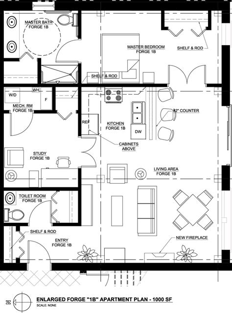 modern kitchen floor plan inspiration studio design plan for apartment layout tool