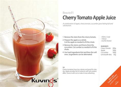 Detox Juice Recipes With Apples by 224 Best Kuvings Juices Images On