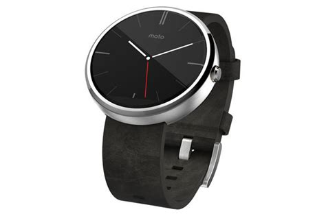 Smartwatch Moto 360 moto 360 review an smartwatch with exceptional features computerworld