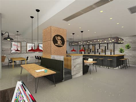 office canteen design canteen design for ogilvy istanbul office on behance