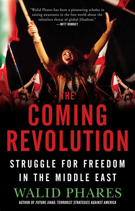 coming revolution the the coming revolution book by walid phares official publisher page simon schuster