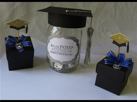 Homemade Decorations For Home by Graduation Centerpieces And Or Party Favors Youtube