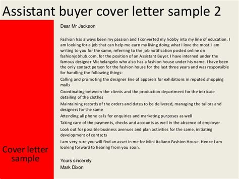 cover letter for fashion buyer ubru at home cover letter to fashion buyer