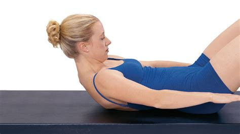 head neck placement stott pilates basics merrithew