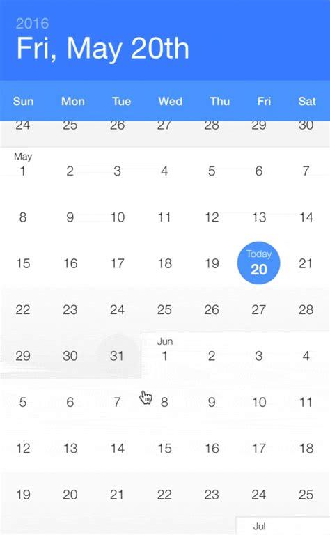 javascript date format npm react infinite calendar with range npm