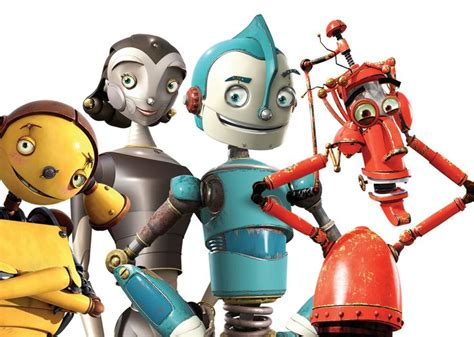 robot film wallpaper robots movie characters free download robots animated