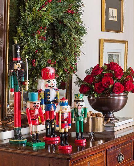 decorative nutcrackers for christmas house tour tailor made decorating ideas house tours