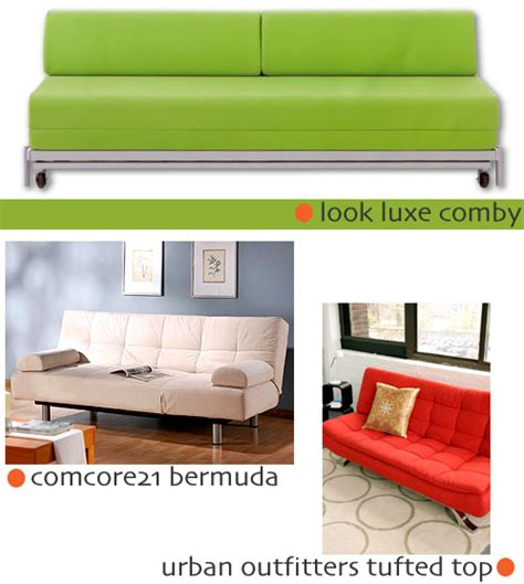 Futon Creations Promo Code by Convertible Sofa Options Your Thoughts Decor8