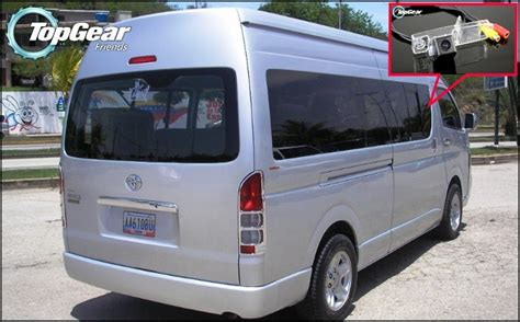 buy wholesale toyota hiace commuter from china