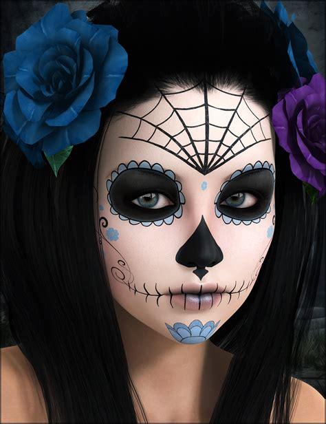 imagenes de halloween maquillage catrina