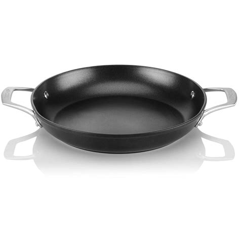 Teflon Coating techef onyx collection 12 quot wok stir fry pan w new