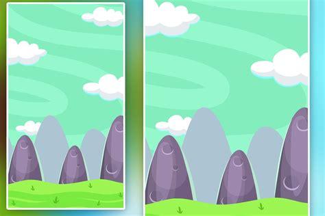 Game Wallpaper Vertical | free cartoon vertical game backgrounds craftpix net