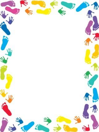 Oblong Baby Victory Boy Size 3 Tahun colorful baby footprints clipart baby shower ideas