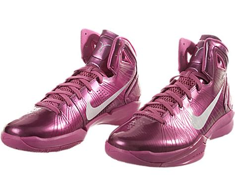 nike flywire air max basketball shoes archive nike hyperdunk 2010 think pink sneakerhead