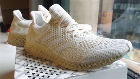Adidas futurecraft 3d shows the potential of 3d printed shoes