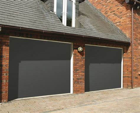Insulated Overhead Doors Insulated Sectional Garage Doors Garage Door Systems Seceuroglide Insulated Sectional Garage