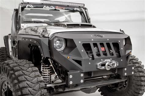 jeep bumper grill grumper fab fours