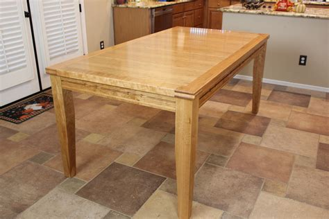 Make A Dining Room Table Gaming Dining Table The Wood Whisperer