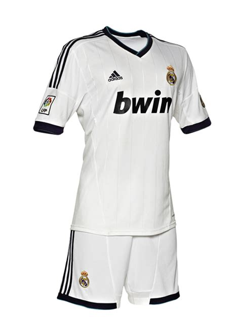 Jersey Retro Madrid By Maniakbola official new real madrid kits 2012 2013 adidas real