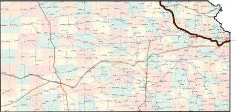 map of oregon trail through kansas kansas oregon trail bicycle route guide