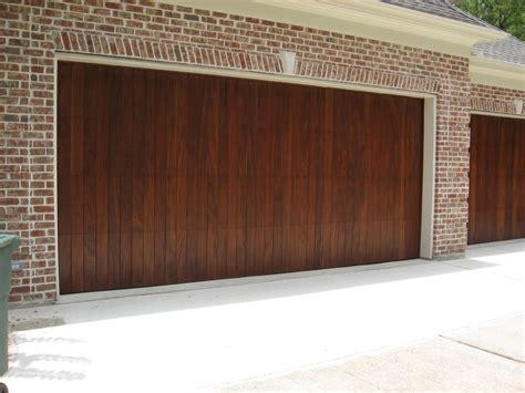 Custom Wood Doors Overhead Door Company Of Houston Overhead Door Company Of Houston